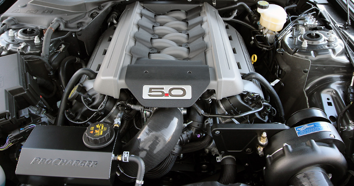 2015 Mustang Gt Supercharger >> Procharger 2015 16 Mustang Gt Supercharger