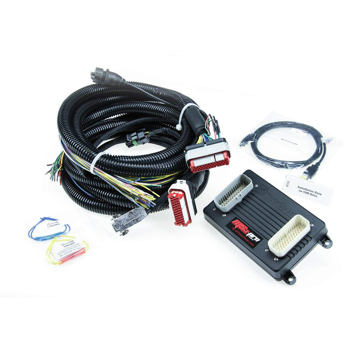 Ecu Wiring Harness Library Mazda Mx 5 Miata Electrical Diagram And Harness05 Home Shop Ms3 Pro Standalone With 8