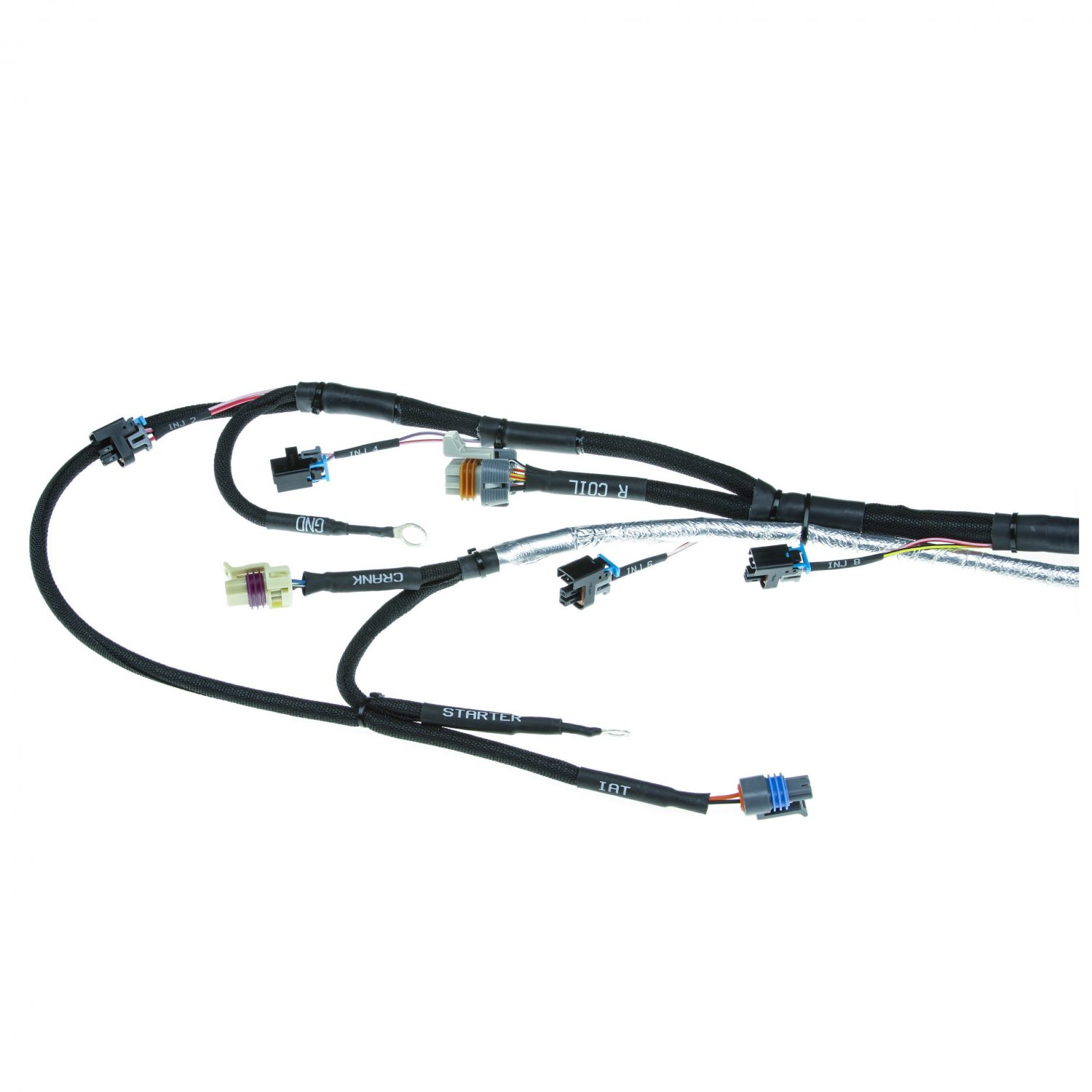 Ms3 Gm Ls 58x Plug And Play Engine Harness 1st Gen Car Wiring Fabrication