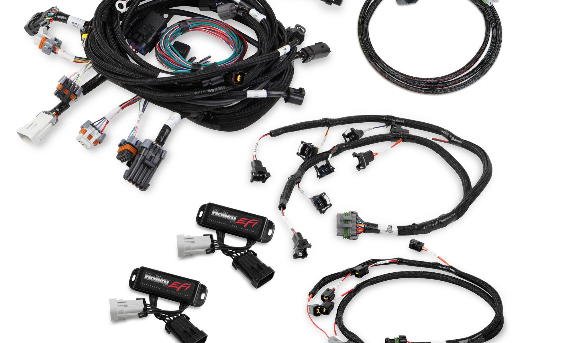 ford modular 2 valve efi harness kit