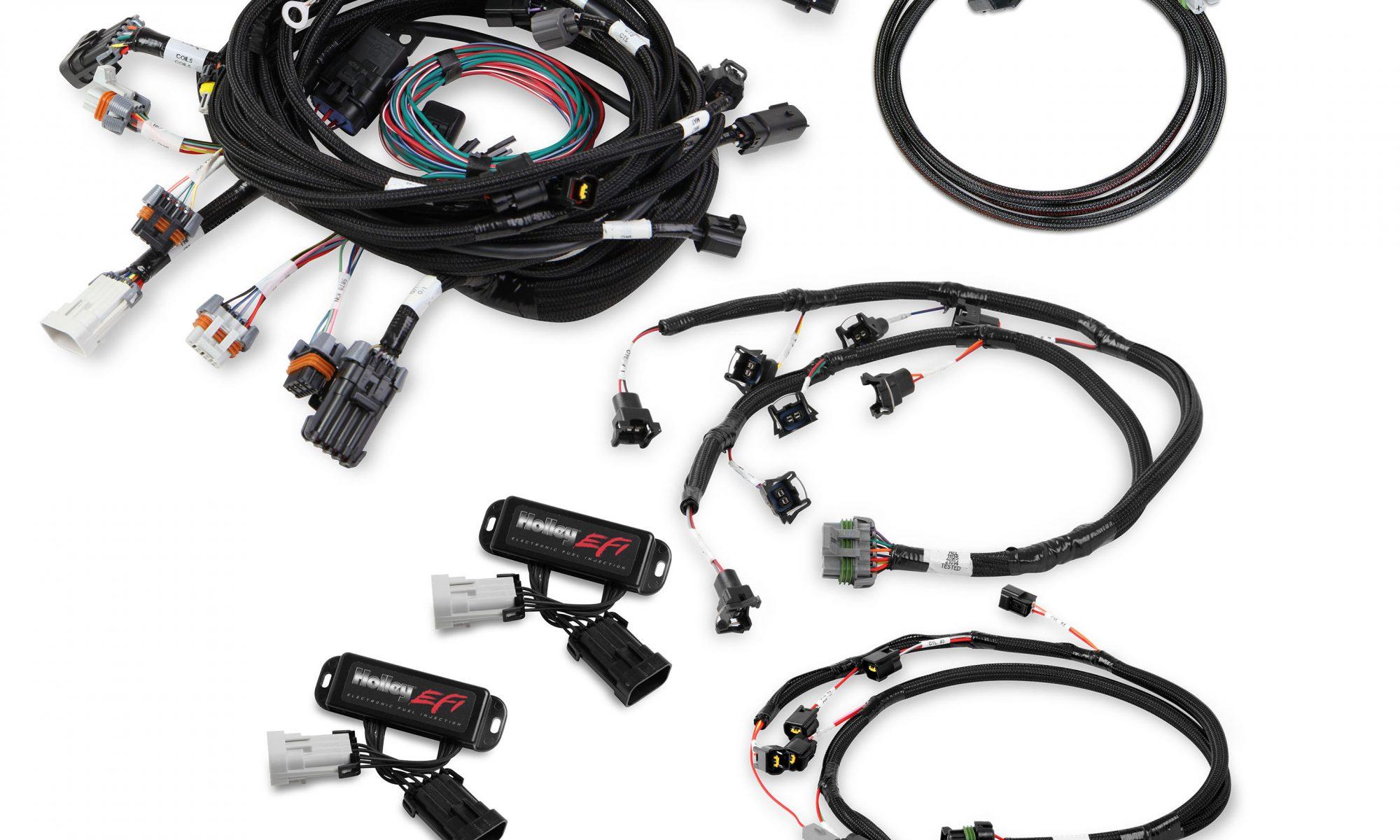 ford racing efi wiring harness