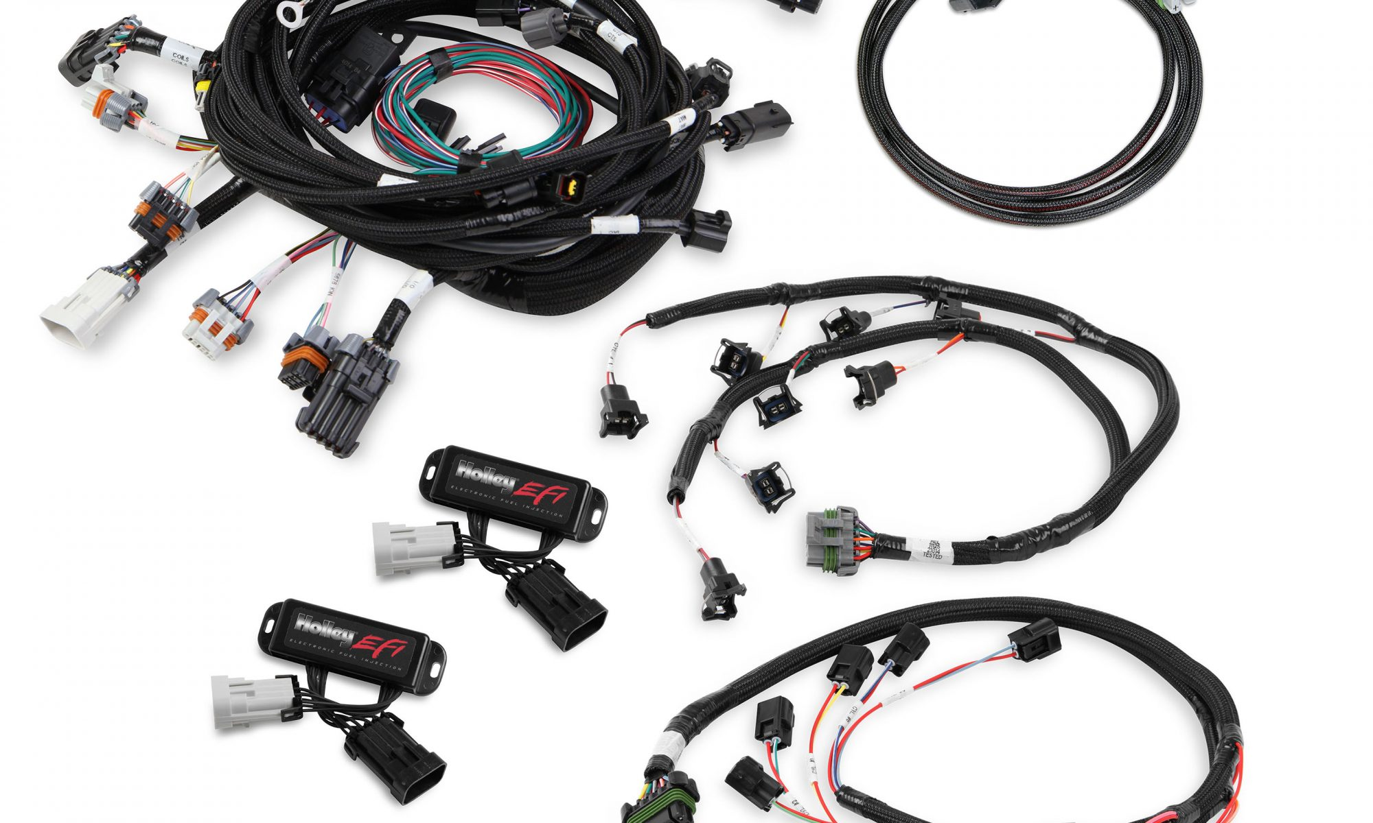 Ford Efi Wiring Harnes Kit