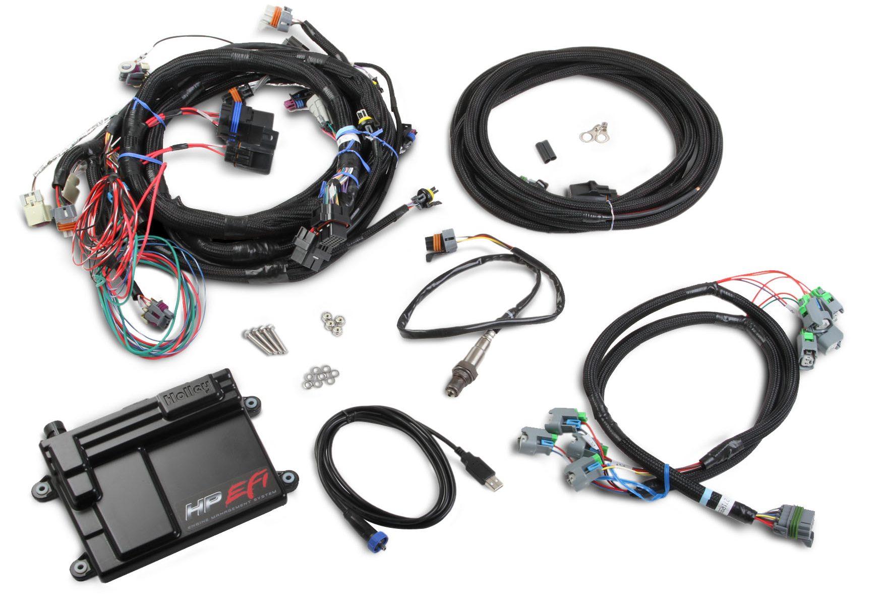 holley gm ls2 ls3 ls7 hp efi ecu \u0026 harness kits 2002 Honda Civic home shop wiring harness holley gm ls2 ls3 ls7 hp efi ecu \u0026 harness kits