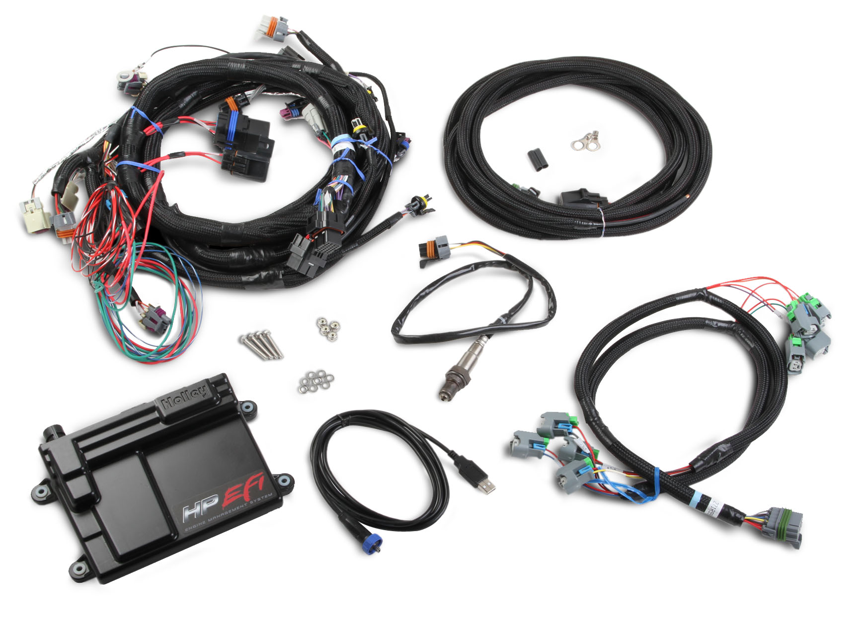 gm ls2 ls3 ls7 hp efi ecu harness kits rh kcmaxxperformance com Ford Wiring Harness efi wiring harness 1992-97 gm lt1
