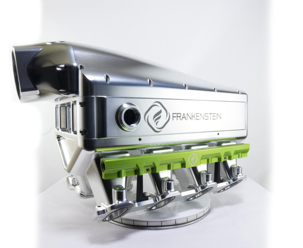 Frankenstein Engine Dynamics