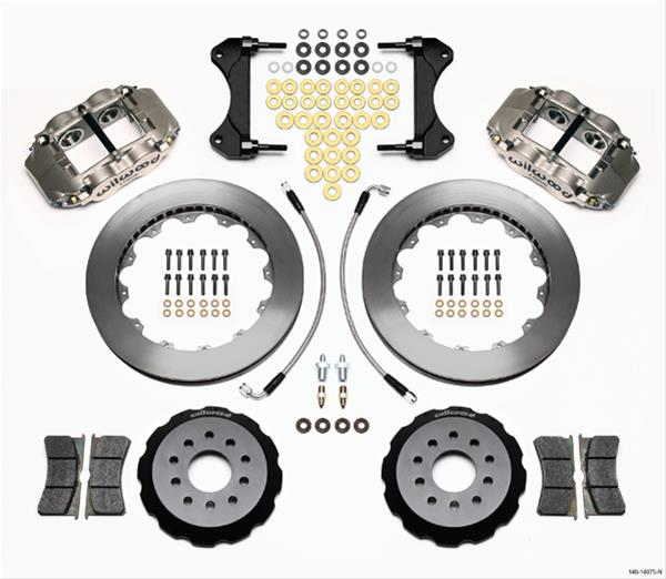 WILWOOD 98-02 Fbody Forged Superlite 4R Big Brake Front Brake Kit (Race)  [140-14075-N]
